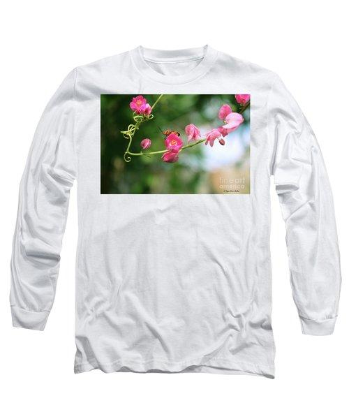 Garden Bug Long Sleeve T-Shirt