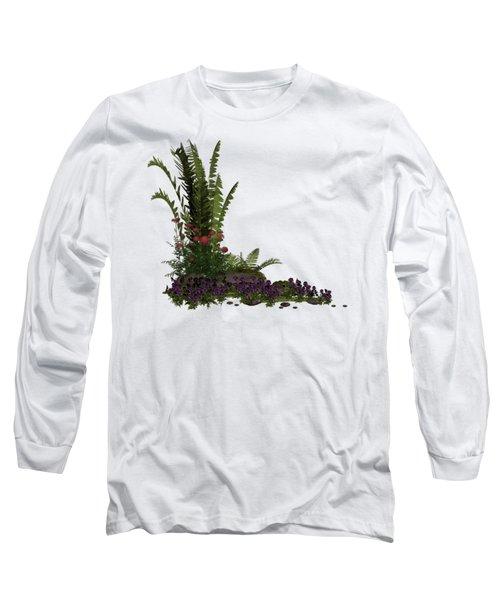 Garden Corner Long Sleeve T-Shirt