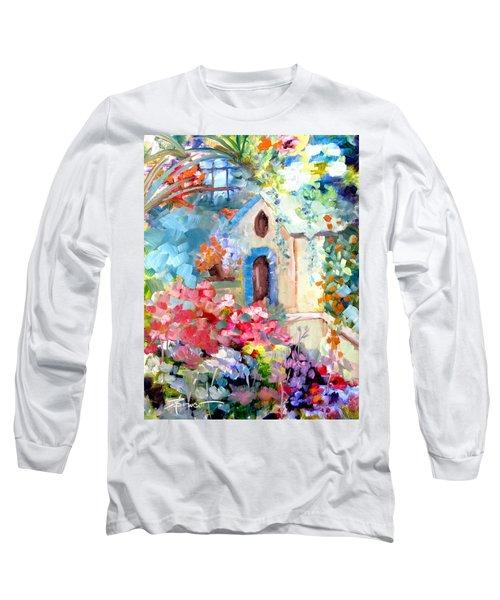Garden Door  Long Sleeve T-Shirt