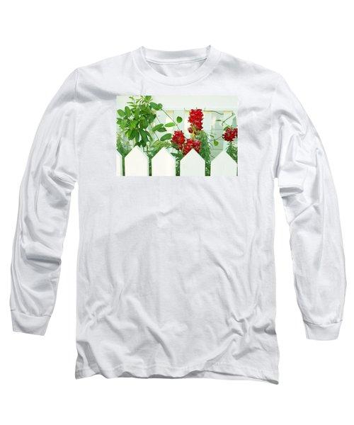 Garden Fence - Key West Long Sleeve T-Shirt