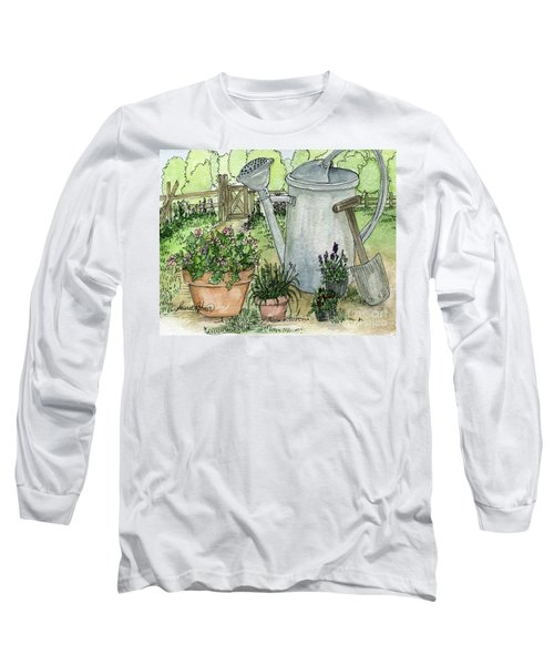 Garden Tools Long Sleeve T-Shirt