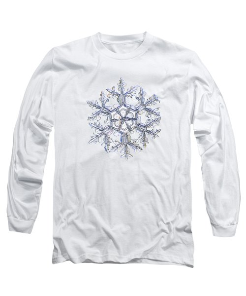Gardener's Dream, White Version Long Sleeve T-Shirt by Alexey Kljatov