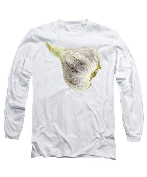 Garlic Head Long Sleeve T-Shirt