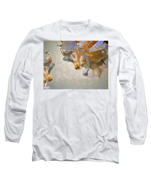 Garlic Skin Gossamer Long Sleeve T-Shirt