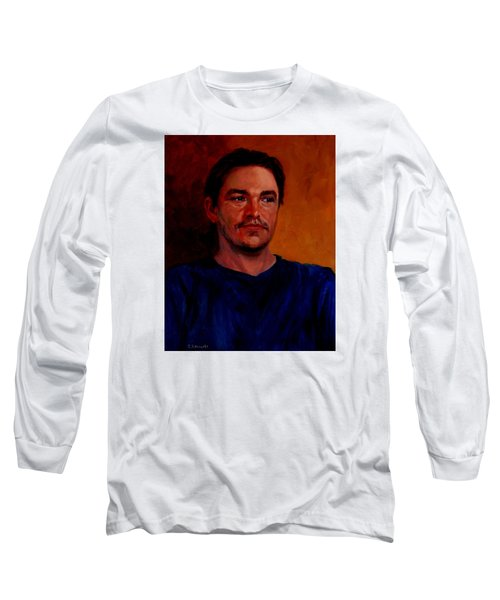 Garrett Long Sleeve T-Shirt