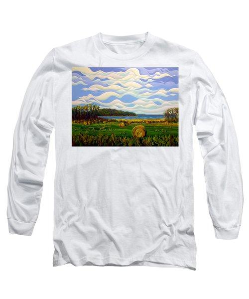 Gaspe's Grand Serenousphere Long Sleeve T-Shirt