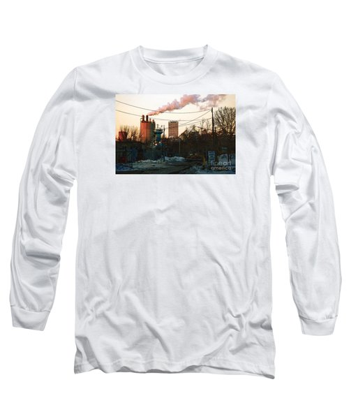 Long Sleeve T-Shirt featuring the digital art Gate 4 by David Blank