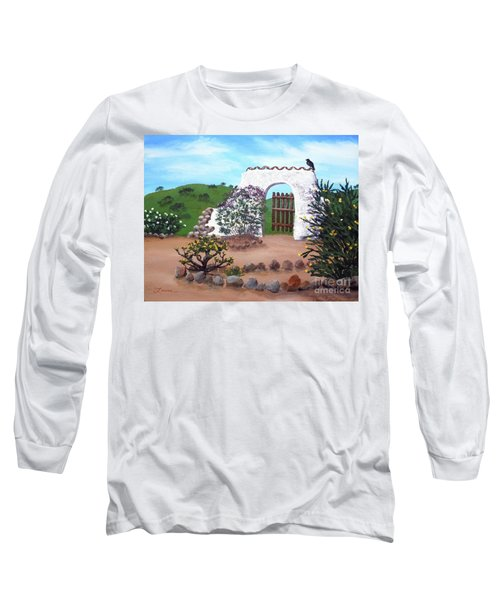 Gate To Nowhere Long Sleeve T-Shirt