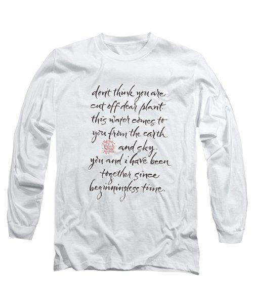 Gatha Eight Long Sleeve T-Shirt