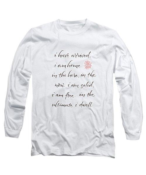 Gatha Five Long Sleeve T-Shirt
