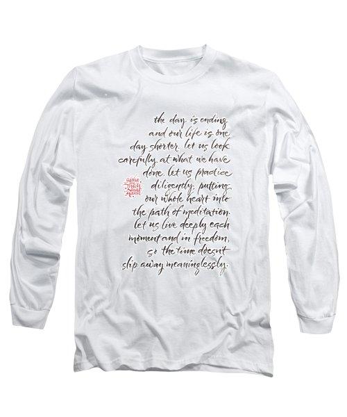 Gatha Four Long Sleeve T-Shirt