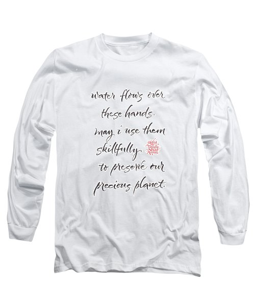 Gatha Seven Long Sleeve T-Shirt