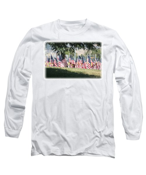 Gathering Of The Guard - 2009 Long Sleeve T-Shirt