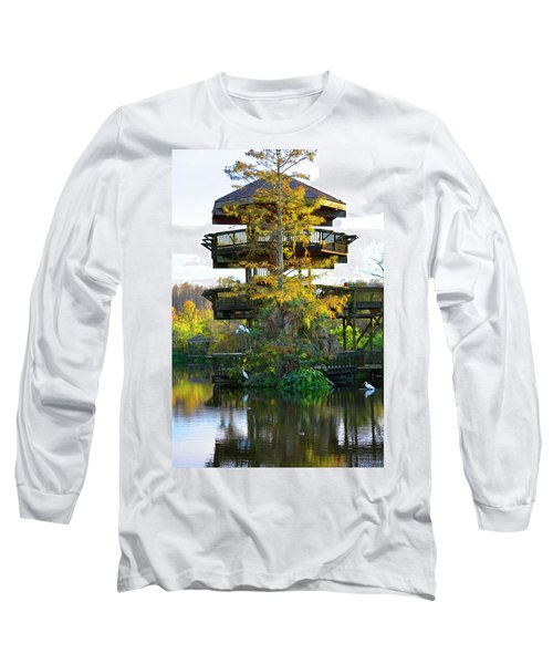 Gator Tower Long Sleeve T-Shirt