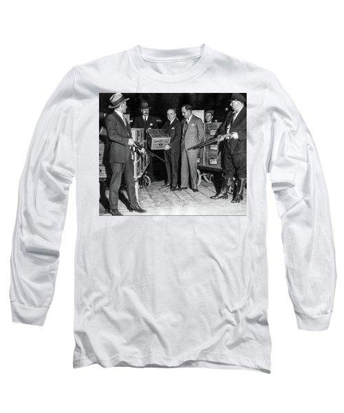 Gaurd The Old Grand Dad Long Sleeve T-Shirt