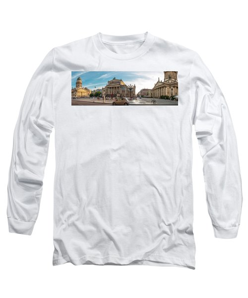 Gendarmenmarkt Platz / Berlin Long Sleeve T-Shirt