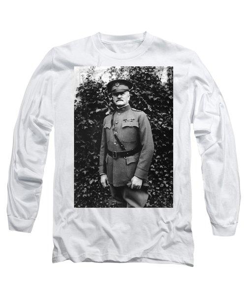 General John J. Pershing Long Sleeve T-Shirt