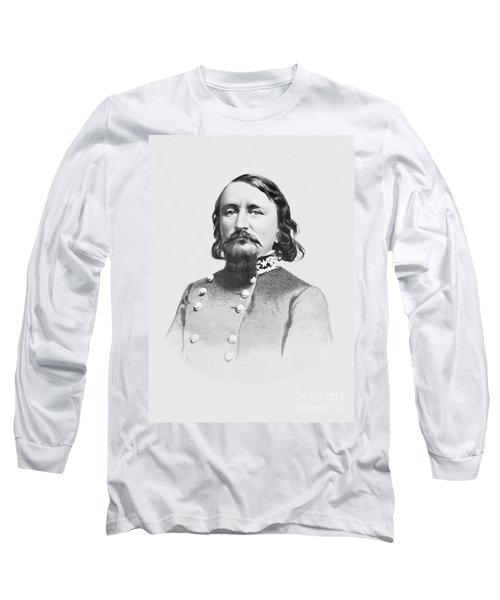 General Pickett - Csa Long Sleeve T-Shirt
