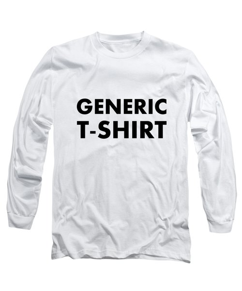 Generic Tee Long Sleeve T-Shirt