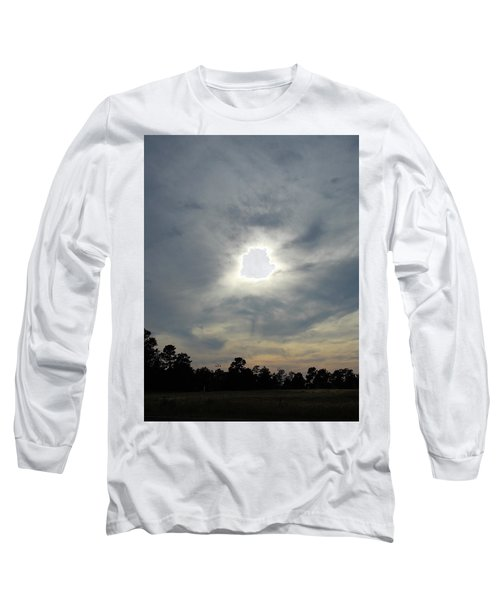 Genesis On The Seventh Day Long Sleeve T-Shirt