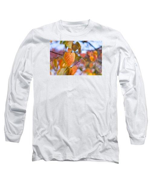 Gentle Breeze Long Sleeve T-Shirt by Derek Dean