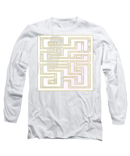 Geo 7 - Transparent Long Sleeve T-Shirt