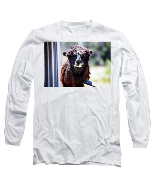 Geofery Long Sleeve T-Shirt by Anthony Jones