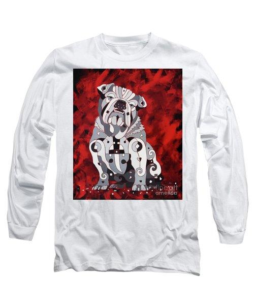 Georgia Bull Dog Long Sleeve T-Shirt