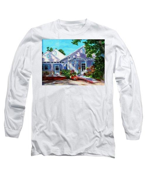 Georgia Street, Key West Long Sleeve T-Shirt