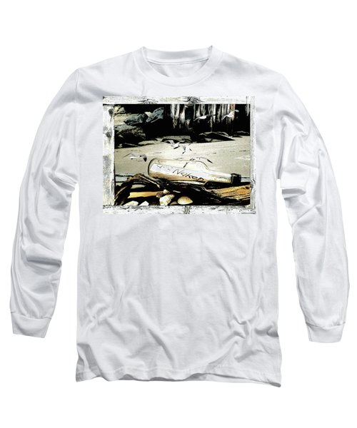 Get Naked  Long Sleeve T-Shirt