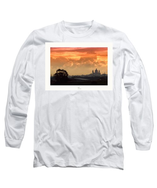 Ghaxaq Sebh - Delightful Sunrise Long Sleeve T-Shirt