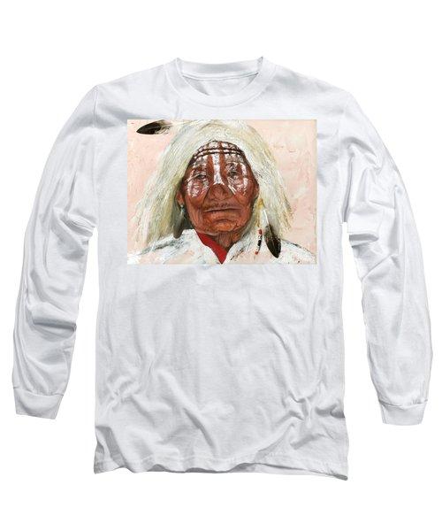 Ghost Shaman Long Sleeve T-Shirt