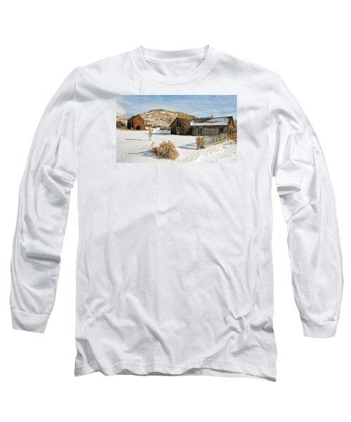 Ghost Town Winter Long Sleeve T-Shirt