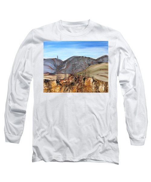 Ghost Valley Long Sleeve T-Shirt