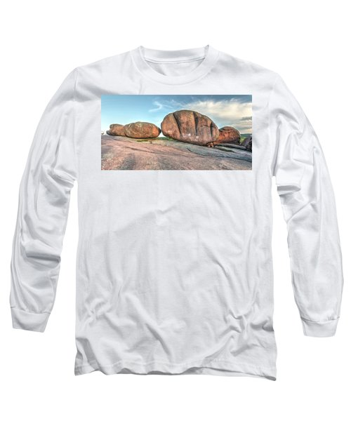 Long Sleeve T-Shirt featuring the photograph Giant Potatoes by Harold Rau