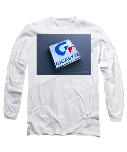 Gigabyte Long Sleeve T-Shirt