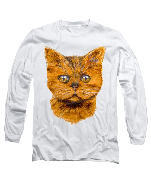 Ginger Long Sleeve T-Shirt