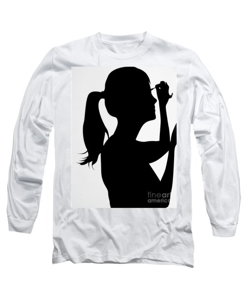 Girl_01 Long Sleeve T-Shirt