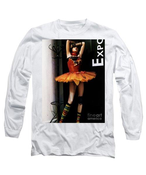 Girl_07 Long Sleeve T-Shirt