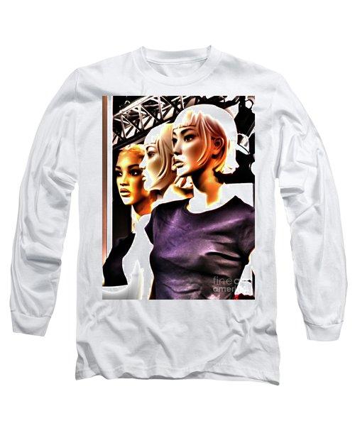 Girls_09 Long Sleeve T-Shirt