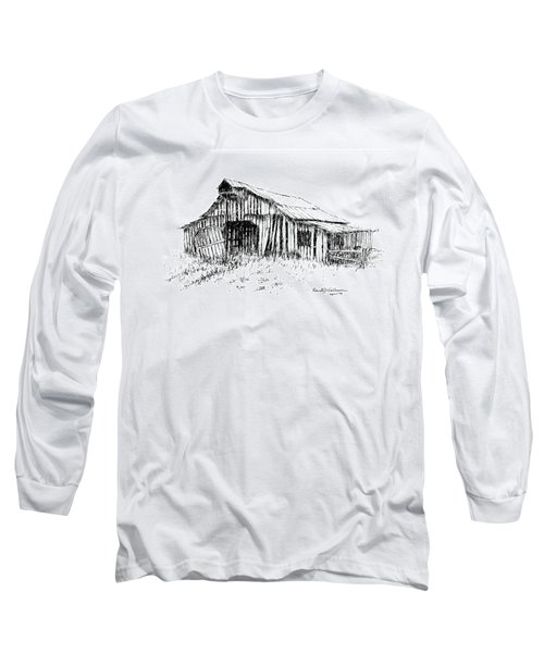 Given Up To Nature Long Sleeve T-Shirt