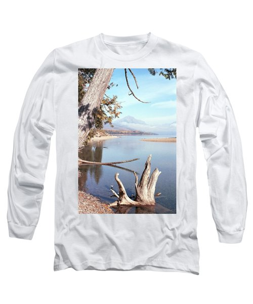 Glacier National Park 3 Long Sleeve T-Shirt