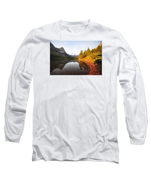 Glacier National Park Long Sleeve T-Shirt