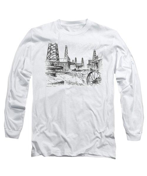 Gladys City Long Sleeve T-Shirt