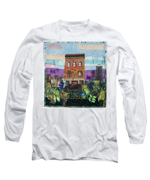 Glance At The Past II Long Sleeve T-Shirt