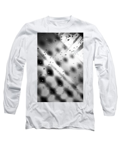 Glass Shower Room Door Long Sleeve T-Shirt