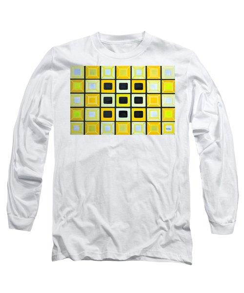 Glass Wall Long Sleeve T-Shirt