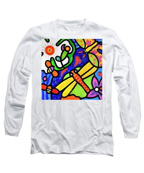 Glen Lake Long Sleeve T-Shirt