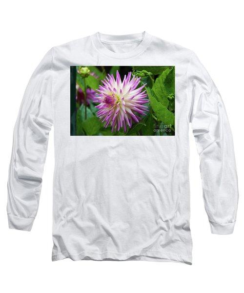 Glenbank Twinkle Dahlia 2 Long Sleeve T-Shirt