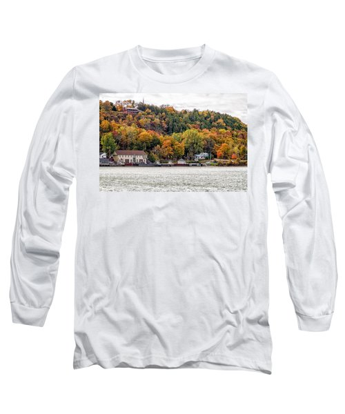 Glenora Ferry Dock Long Sleeve T-Shirt